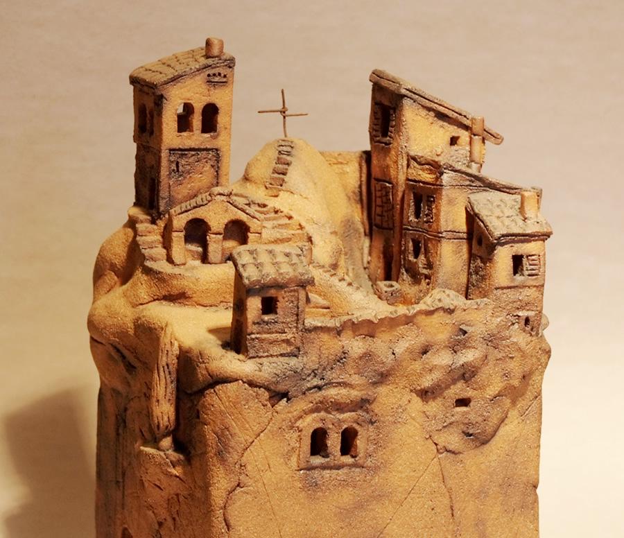 Keramika - Skalní městečko