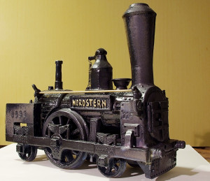 Nordstern lokomotiva